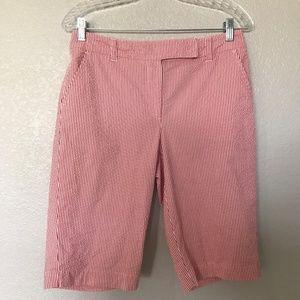 Talbots Sear Sucker Shorts